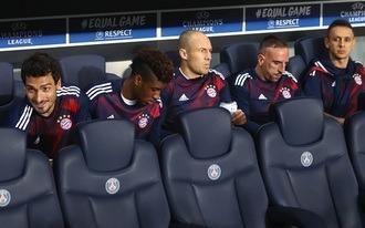 Kiborult a bili a Bayern Münchennél