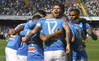 Senki nem szólt a Napolinak, hogy ez a Juventus terepe
