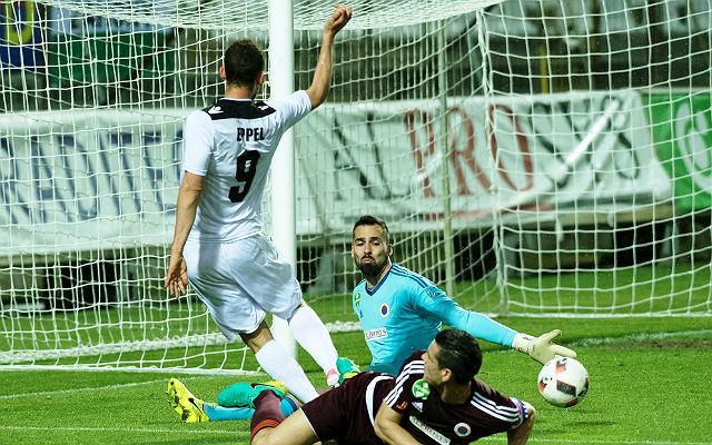 Eppel tavaly novemberben győztes gólt szerzett a Bozsikban (Forrás: Népszava)