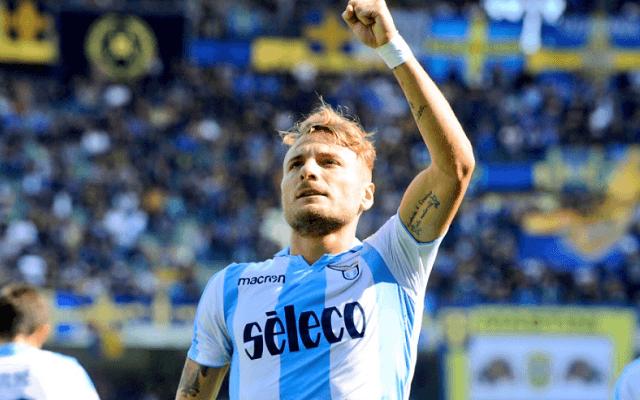 A Lazio belga csapatot győzhet le csütörtökön. - Fotó: twitter.com/officialsslazio