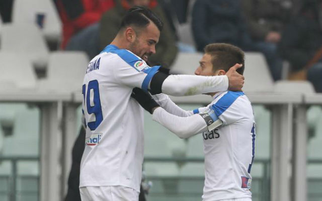 Papu Gómez már 7 gólnál és 8 gólpassznál jár a szezonban. fotó: archív
