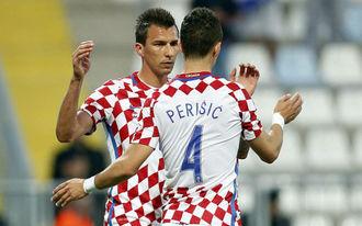 Óriási az egyetértés a horvát-nigériai meccsen