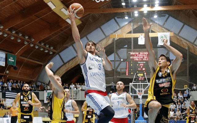 Szerintünk második bajnokiját is megnyeri a Paks. - Fotó: kosarlabda.ase.hu