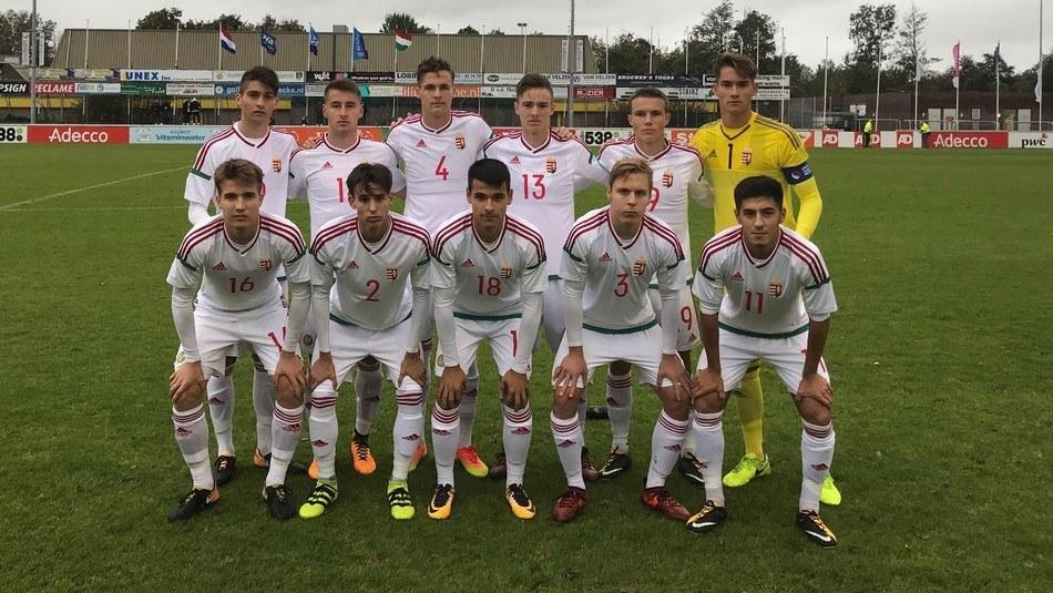 U19-es csapatunk a továbbjutás küszöbén / mlsz.hu