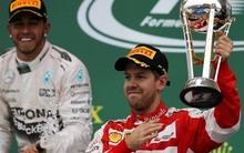 Vettel lehet a nyerő hétvégén?