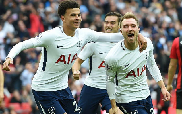 A Tottenham az Old Traffordot is bevenné.