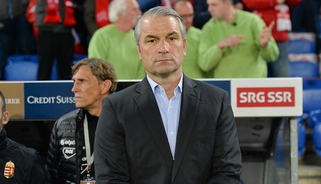 Storck számára véget ért a dal?/ Fotó: mlsz.hu