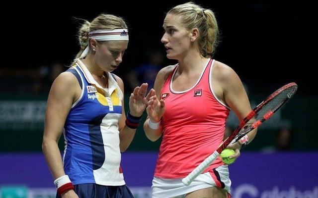 A pályán kívül nem jöttek ki egymással. - Fotó: WTA