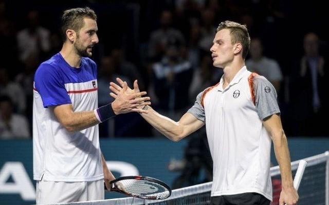 Óriási meccset vívott Fucsovics a US Open-bajnok Marin Ciliccsel. - Fotó: ATP