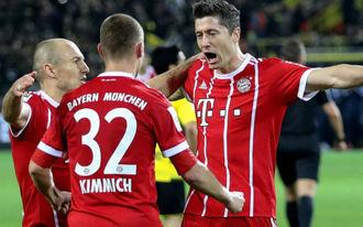 Tovább tart a Bayern remek szériája, gálázott a Liverpool is