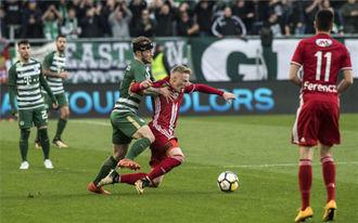 Rangadón javíthat a Ferencváros