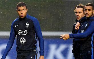 Majd' kétszeres szorzóval támadunk a Les Bleus meccsén