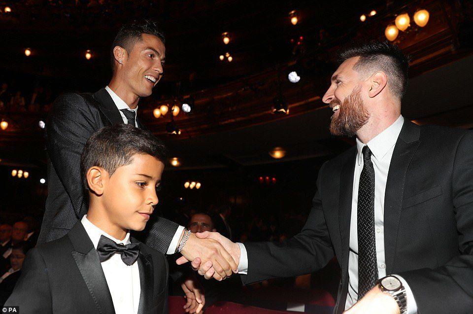 Ronaldo vagy Messi? / Fotó:PA