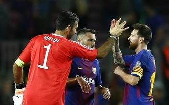 Rivaldo megmondja a tutit a Juve-Barca derbire