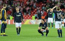 A Hertha Európa Liga-álmai szertefoszlottak