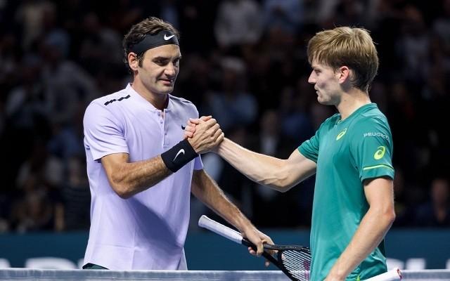 Goffin pályafutása legnagyobb sikerét érte el Federer legyőzésével. - Fotó: ATP