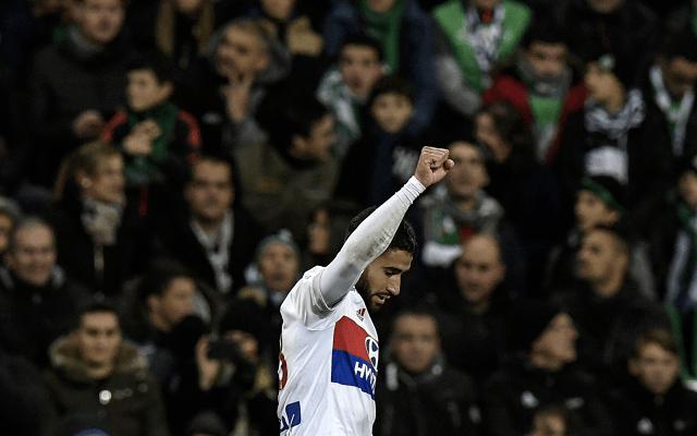 Győzelmet várunk a Lyontól csütörtökön. - Fotó: twitter.com/NabilFekir