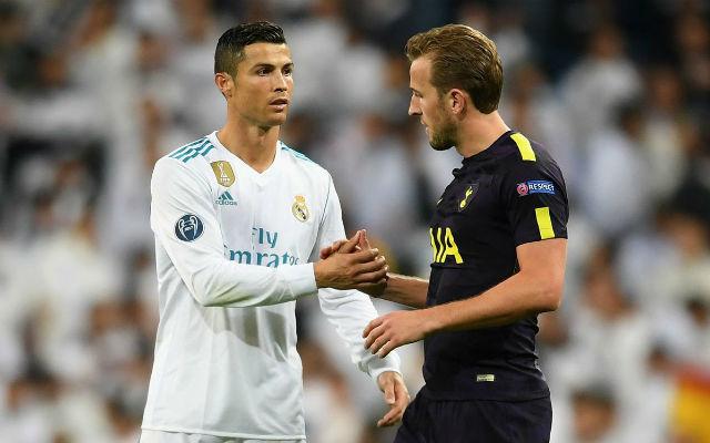 A várakozásokkal ellentétben Ronaldo gratulálhat Kane-nek - Fotó: Cartilage Free Captain