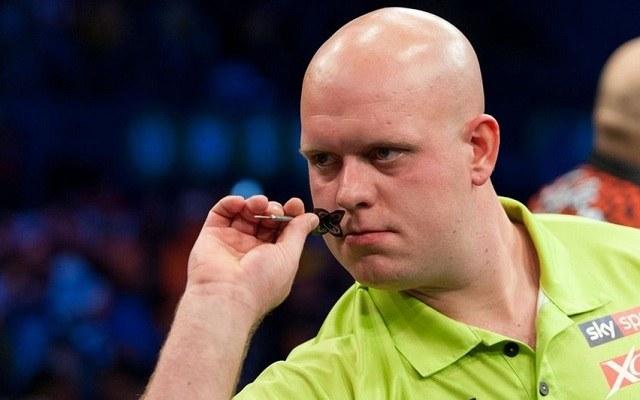 Nincs ellenfele Van Gerwennek. - Fotó: Sportinglife