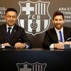 Messi aláírt, ennyit keres majd évente
