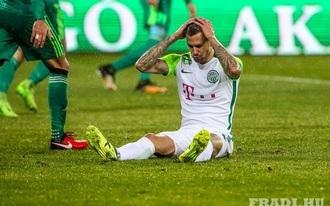 Olcsón megúszta a szombathelyi pofont a Ferencváros