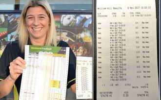 575 ezer fontot kaszált egy nő, pedig fogalma sincs a fociról