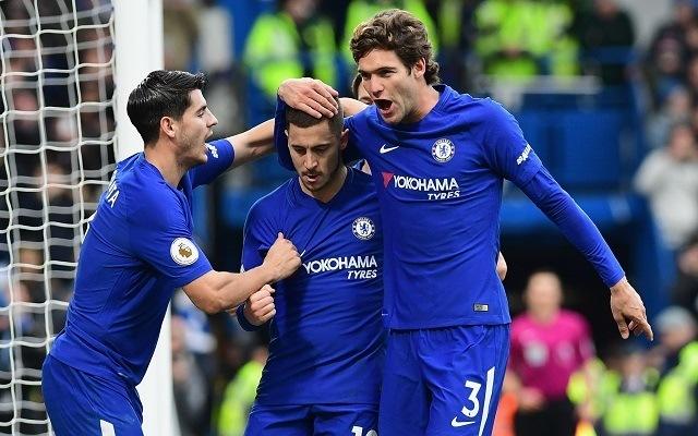 Gólokra fogadunk a Chelsea meccsén. - Fotó: Twitter