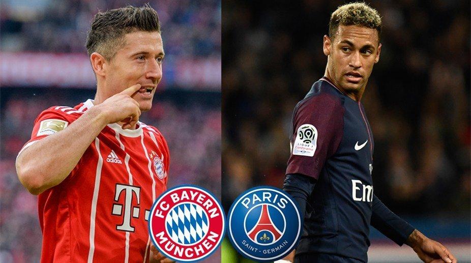 Vajon Lewandowski vagy Neymar lesz a főszereplő? / fotó: thestatesman.com