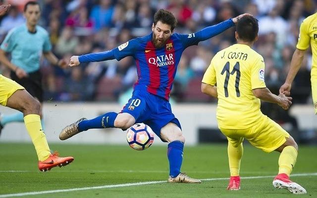 Nehéz meccs vár Messiékre. - Fotó: FC Barcelona