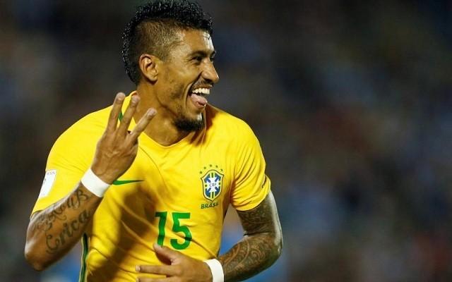 Brazíliának nem okozhat gondot a továbbjutás. - Fotó: AFP
