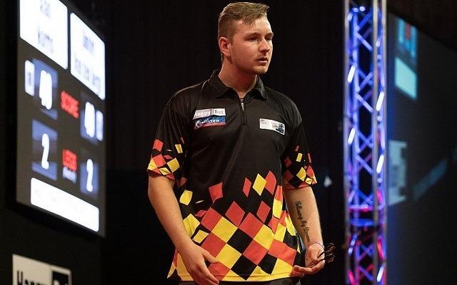 A juniorok után a profik között is megmutatta Van den Bergh. - Fotó: skysports.com