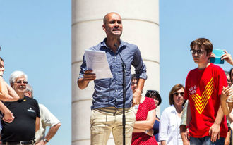 Guardiola ellen nyomozást folytat a spanyol rendőrség