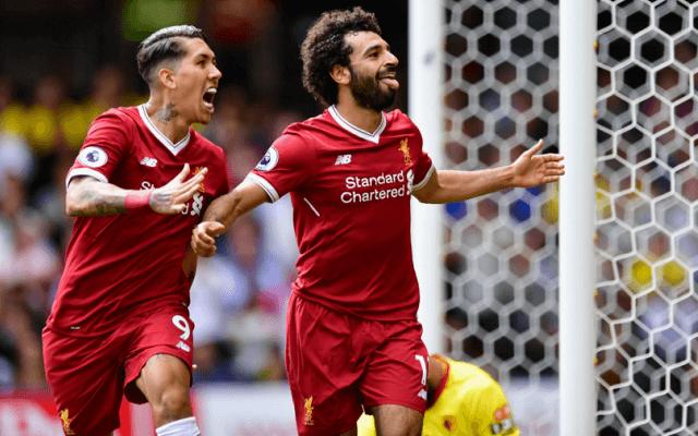 A Liverpool a Chelsea-vel meccsel az Angol Ligakupában. - Fotó: Twitter
