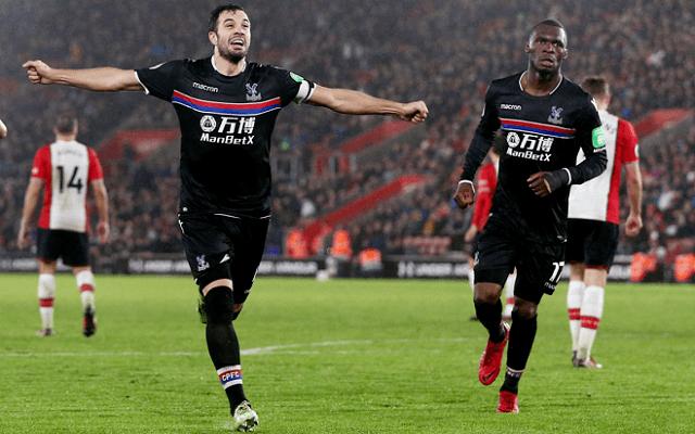 Legalább két gólt várunk a Crystal Palace meccsén. - Fotó: Twitter
