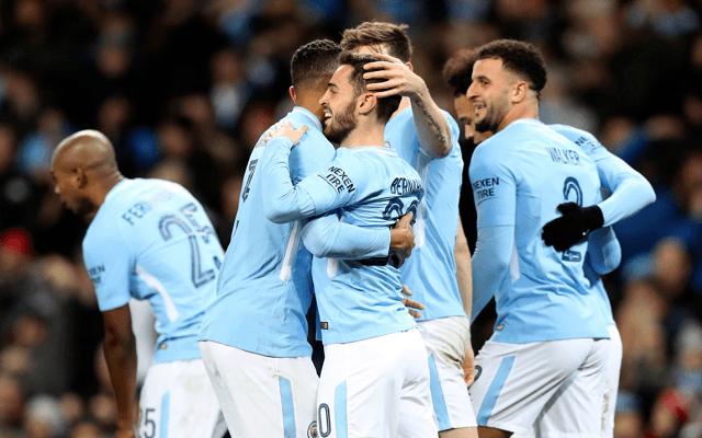 Újabb siker előtt a Manchester City. - Fotó: Twitter