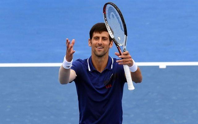 Győzelemmel tért vissza Djokovics. - Fotó: Kooyong Classic