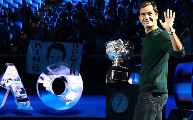 Nem kapott nehéz sorsolást Federer. - Fotó: AO