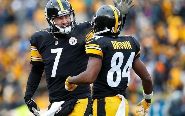 Kemény csata előtt a Pittsburgh. - Fotó: nfl.com