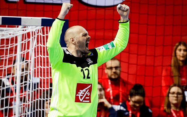 Győzelemmel indíthatják a franciák a középdöntőt. - Fotó: cro2018.ehf-euro.com