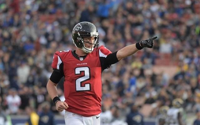 Ryan vezérletével tovább menetelhet a Falcons. - Fotó: usa today