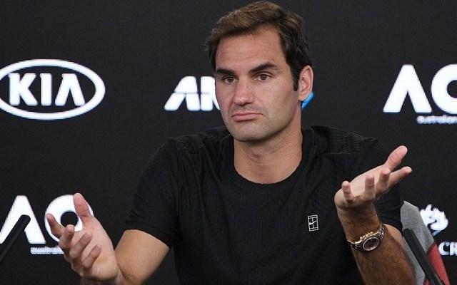 Federer nem magát tartja az AO legnagyobb favoritjának. - Fotó: SI