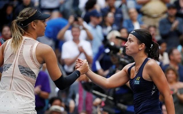 Sevastova egyszer már meglepte Sarapovát. - Fotó: US Open