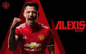 Breaking - Alexis Sánchez a Manchester Unitedbe igazolt