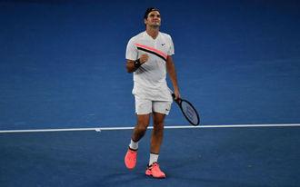 Nem igazán érte meg minden meccsen Federert pakolni