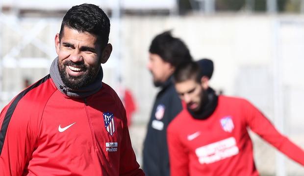 Costa visszatér a kezdőbe / atleticodemadrid.com