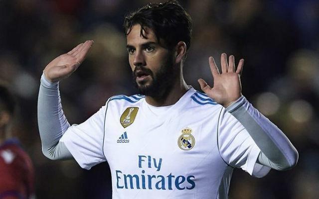 Francisco Román Alarcón Suáreznek, ismertebb nevén Iscónak nincs jövője a Realnál. fotó: onefootball.com