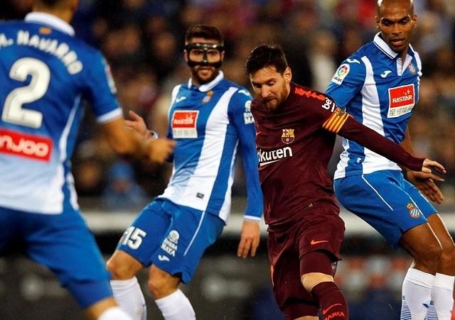 Messi fél óra alatt is összehozott egy gólpasszt / FC Barcelona facebook.com