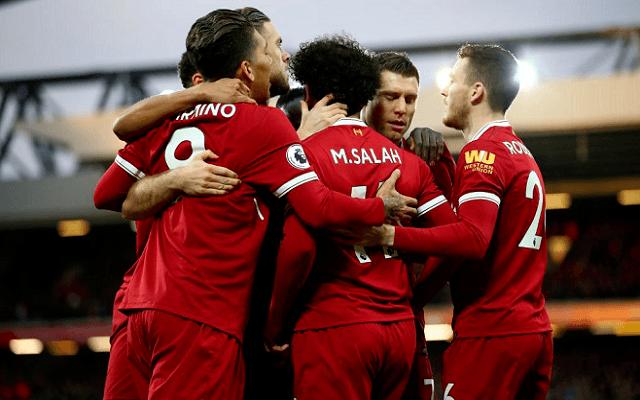 Gólváltást várunk a Liverpool hétvégi meccsén. - Fotó: Twitter