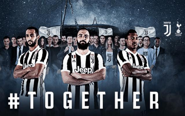 Összefogásra buzdítják szurkolóikat a zebrák. fotó: Juventus Facebook