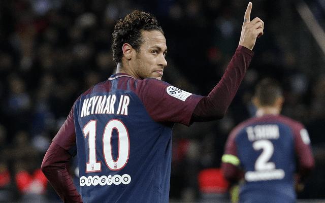 Neymar csak oda akart szúrni a Liverpoolnak?